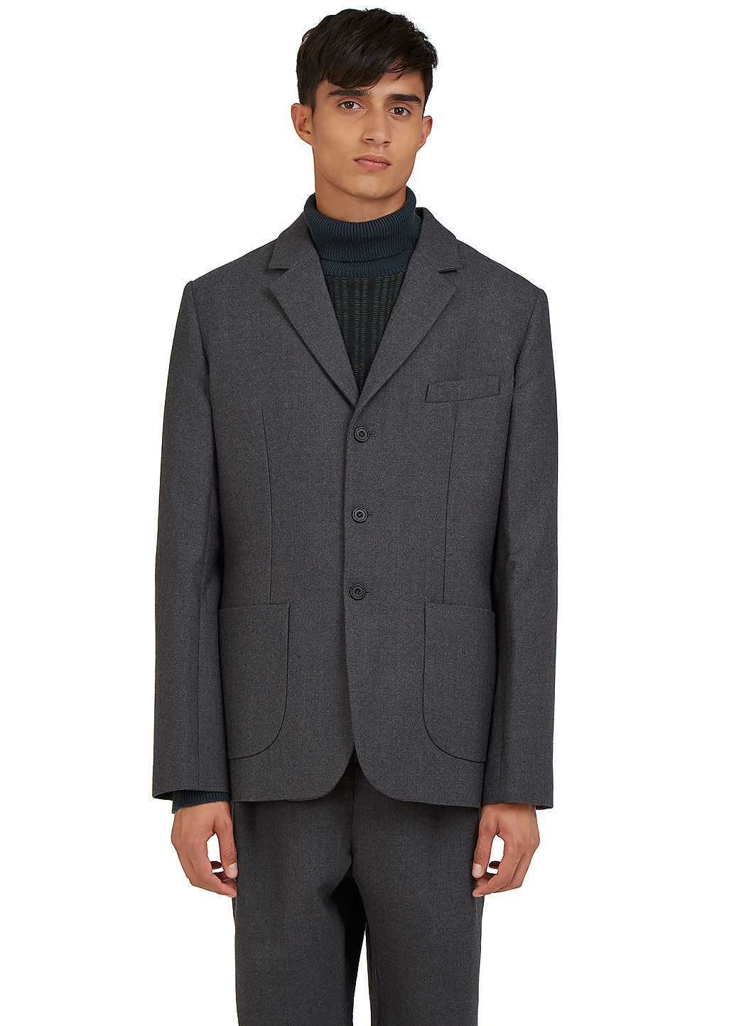 Buy Men's Single Breasted Two Button Navy Blazer and other Sport Coats & Blazers at efwaidi.ga Our wide selection is elegible for free shipping and free returns/5(25).
