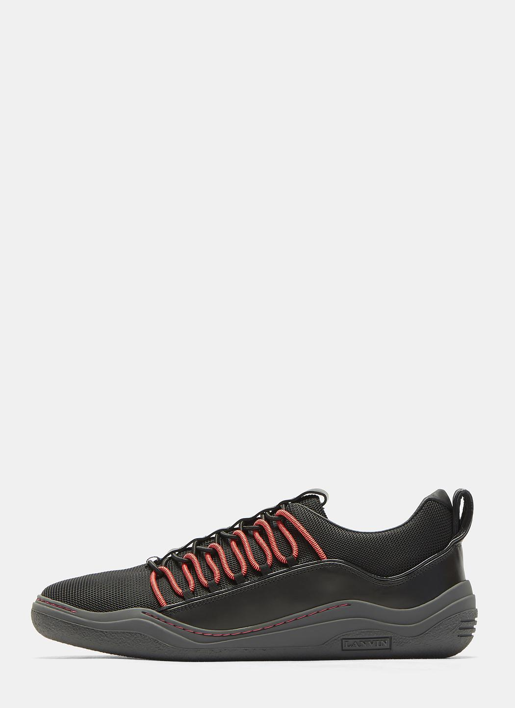 Mesh Low Top Sneakers Lanvin AAwWd