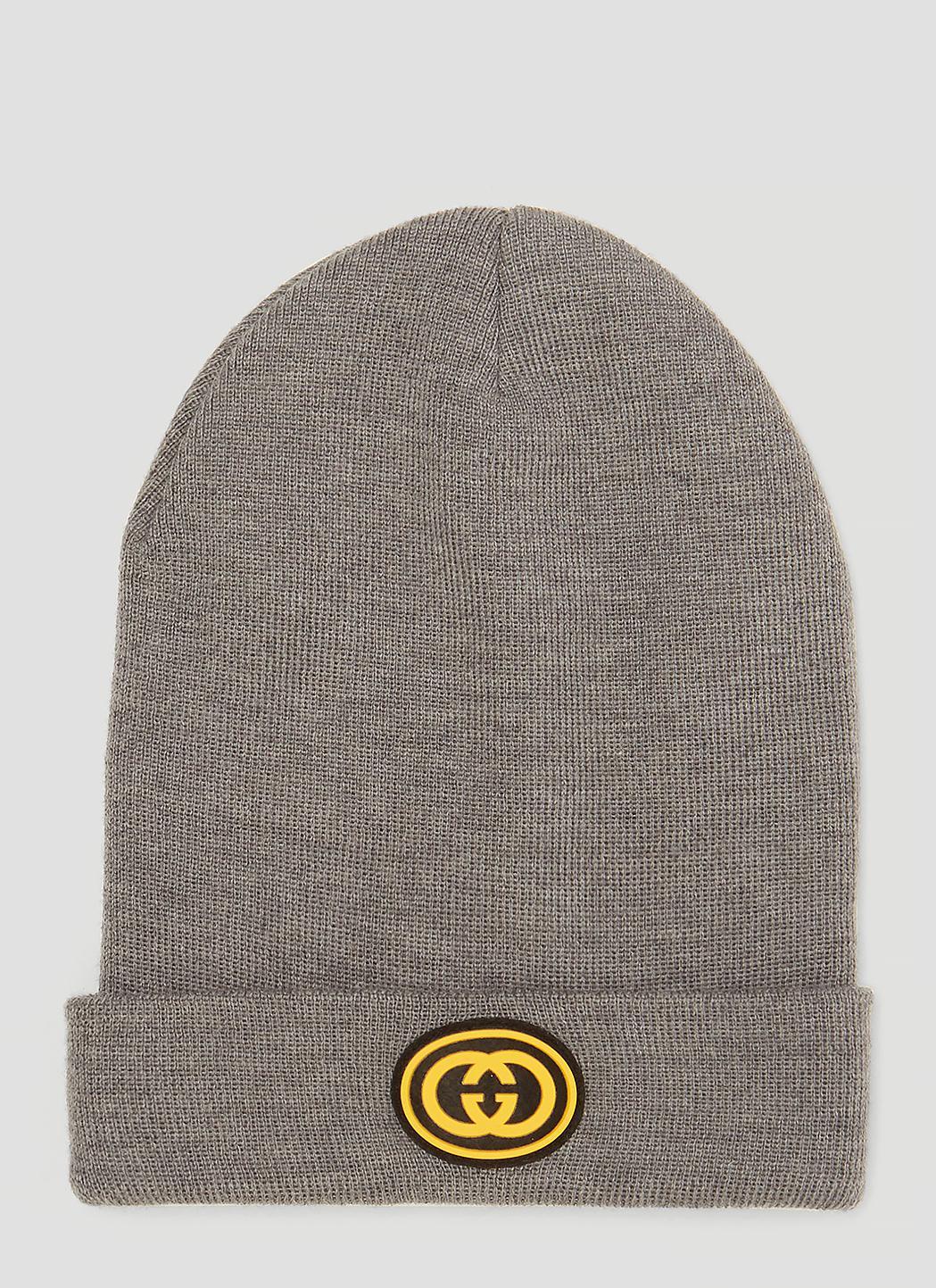 51cd4c0f43a14 Gucci Sf Giants Hat In Grey in Gray - Lyst