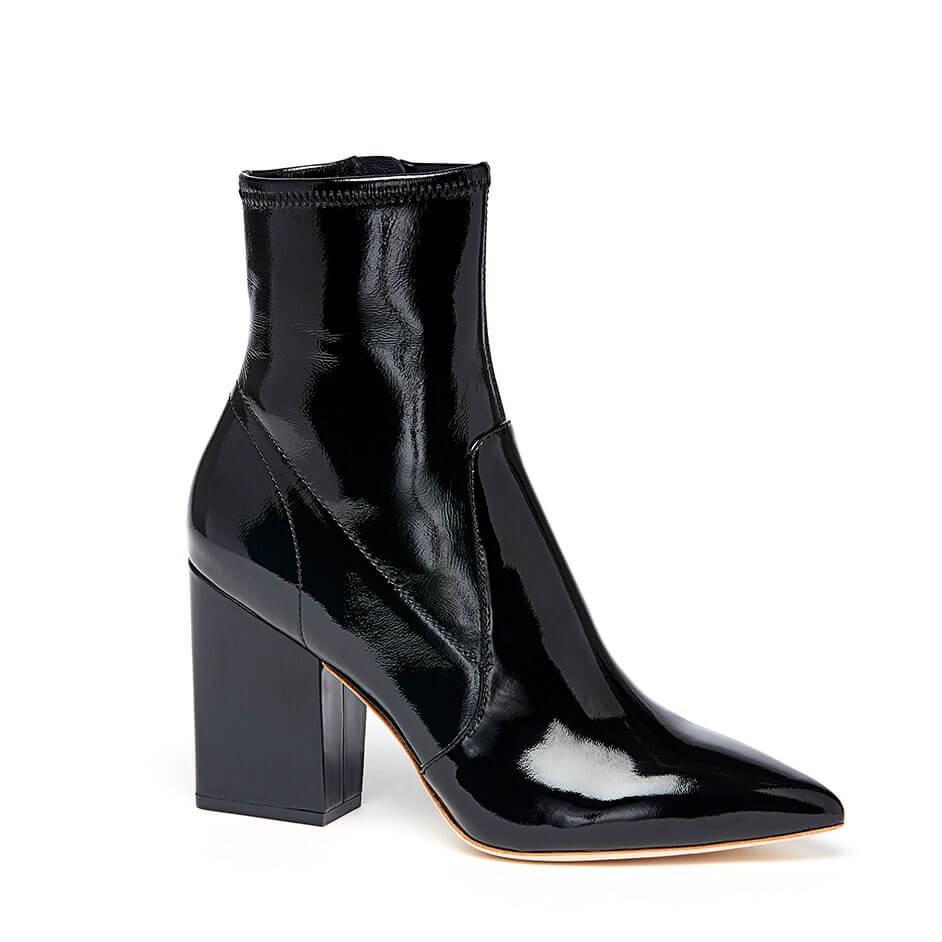 7843b1d7499e Loeffler Randall Isla Slim Ankle Booties in Black - Save 57% - Lyst