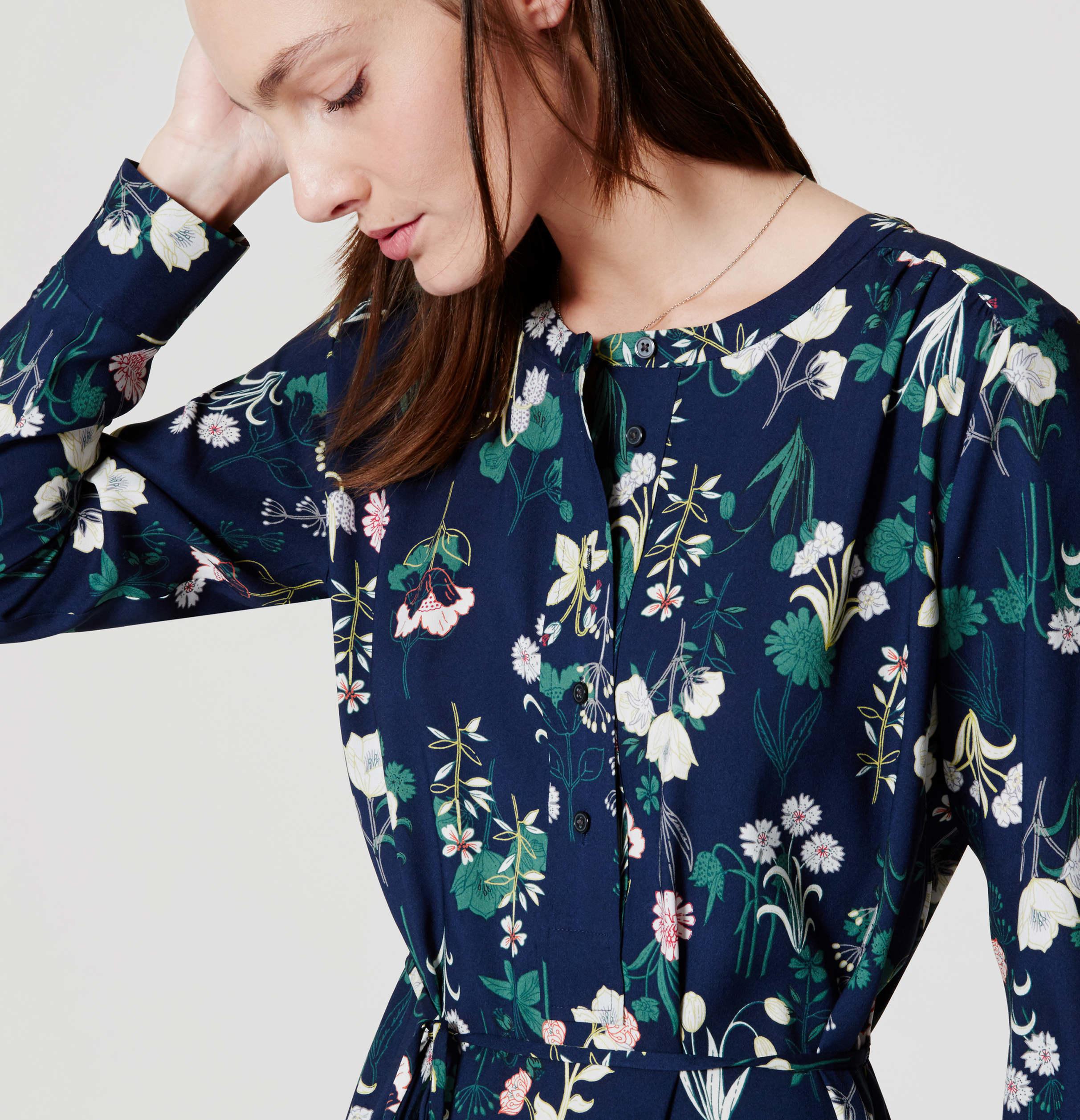 loft floral blouse. gallery loft floral blouse