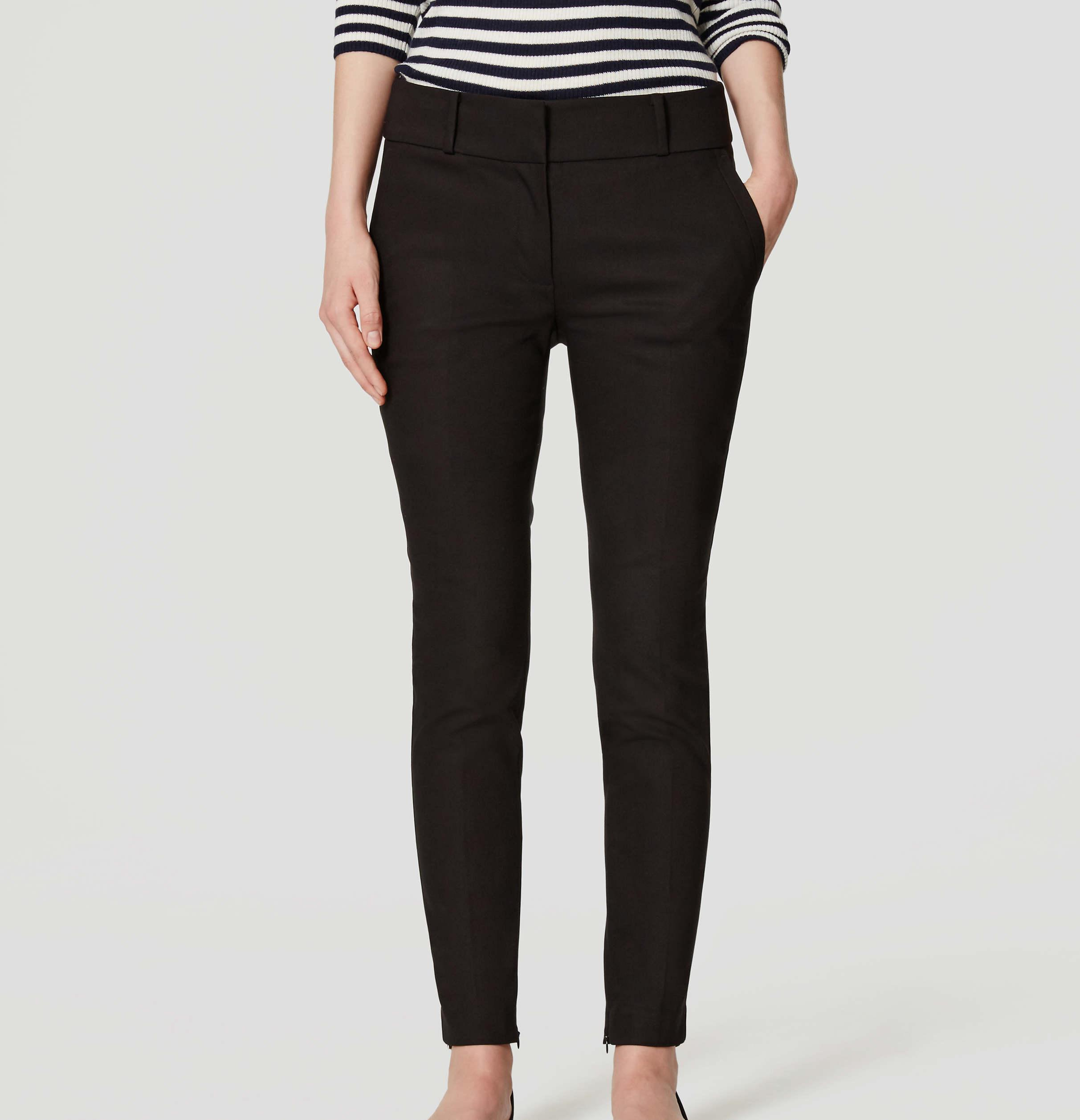 Loft Essential Skinny Ankle Pants