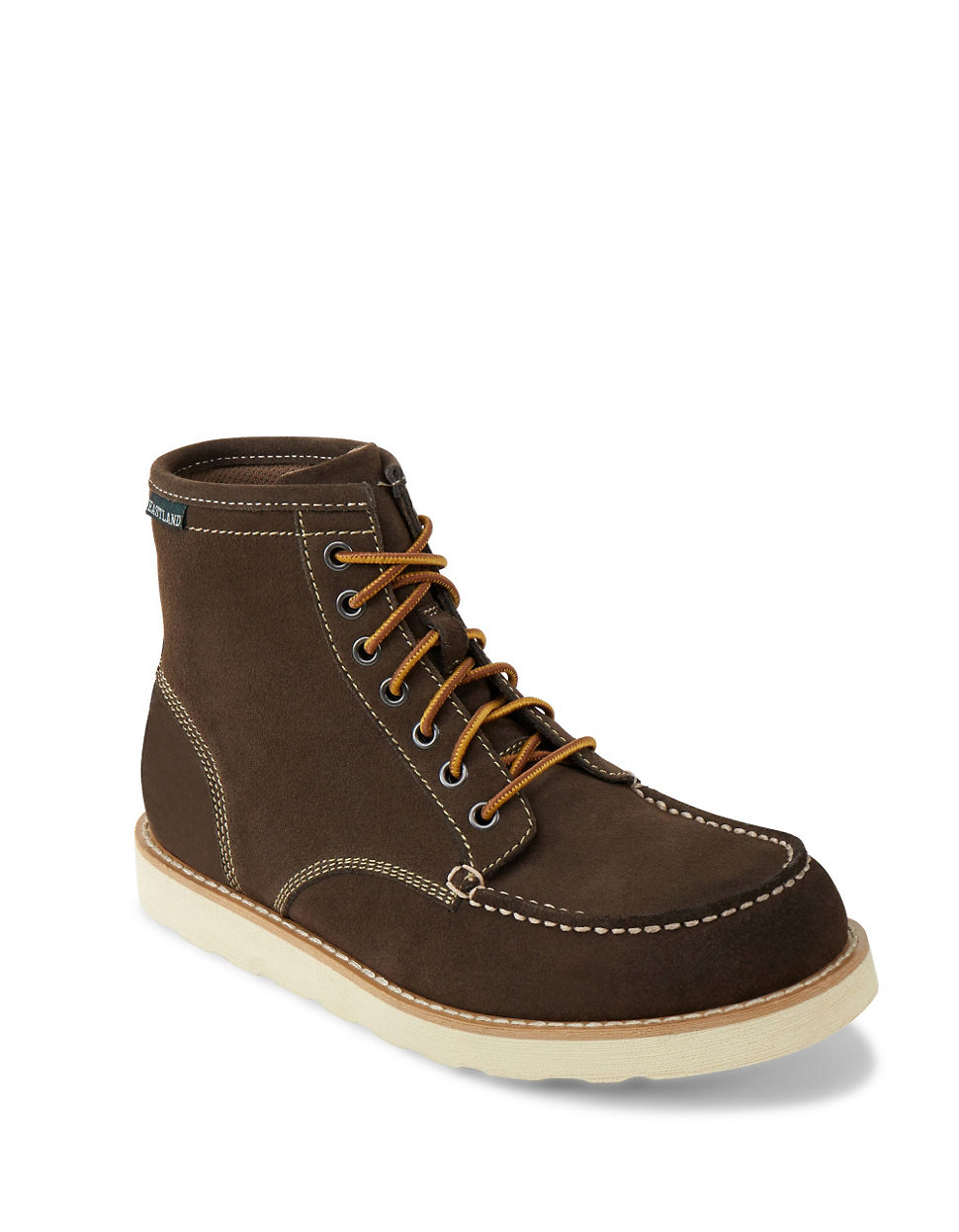 Eastland Lumber Up Boots In Brown For Men Lyst
