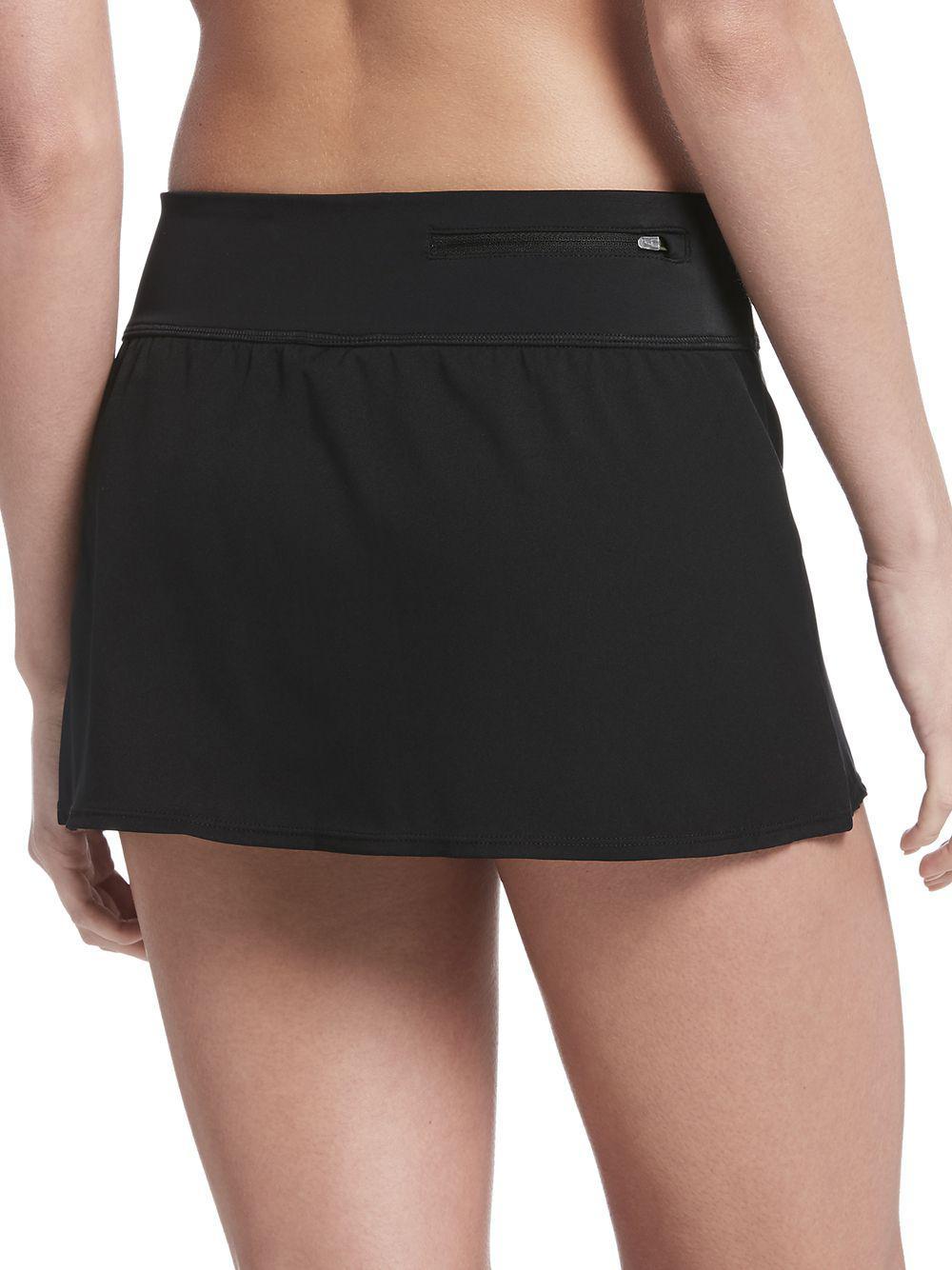 ec3e4caf5f9 Nike - Black Solid Element Swim Boardskirt - Lyst. View fullscreen