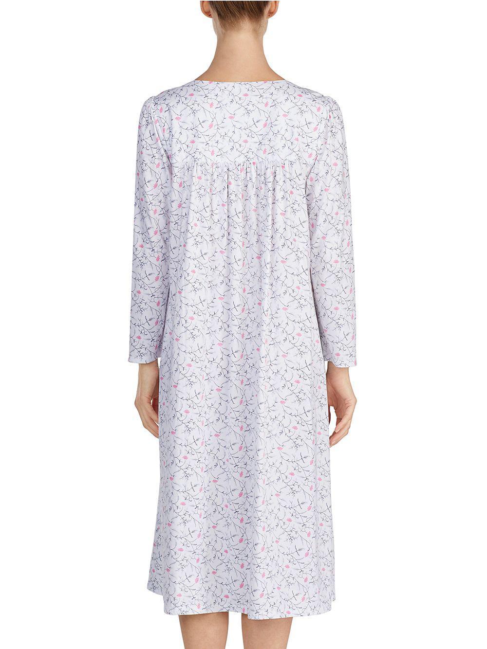 6105558756 Eileen West Long-sleeve Ballet Nightgown - Lyst