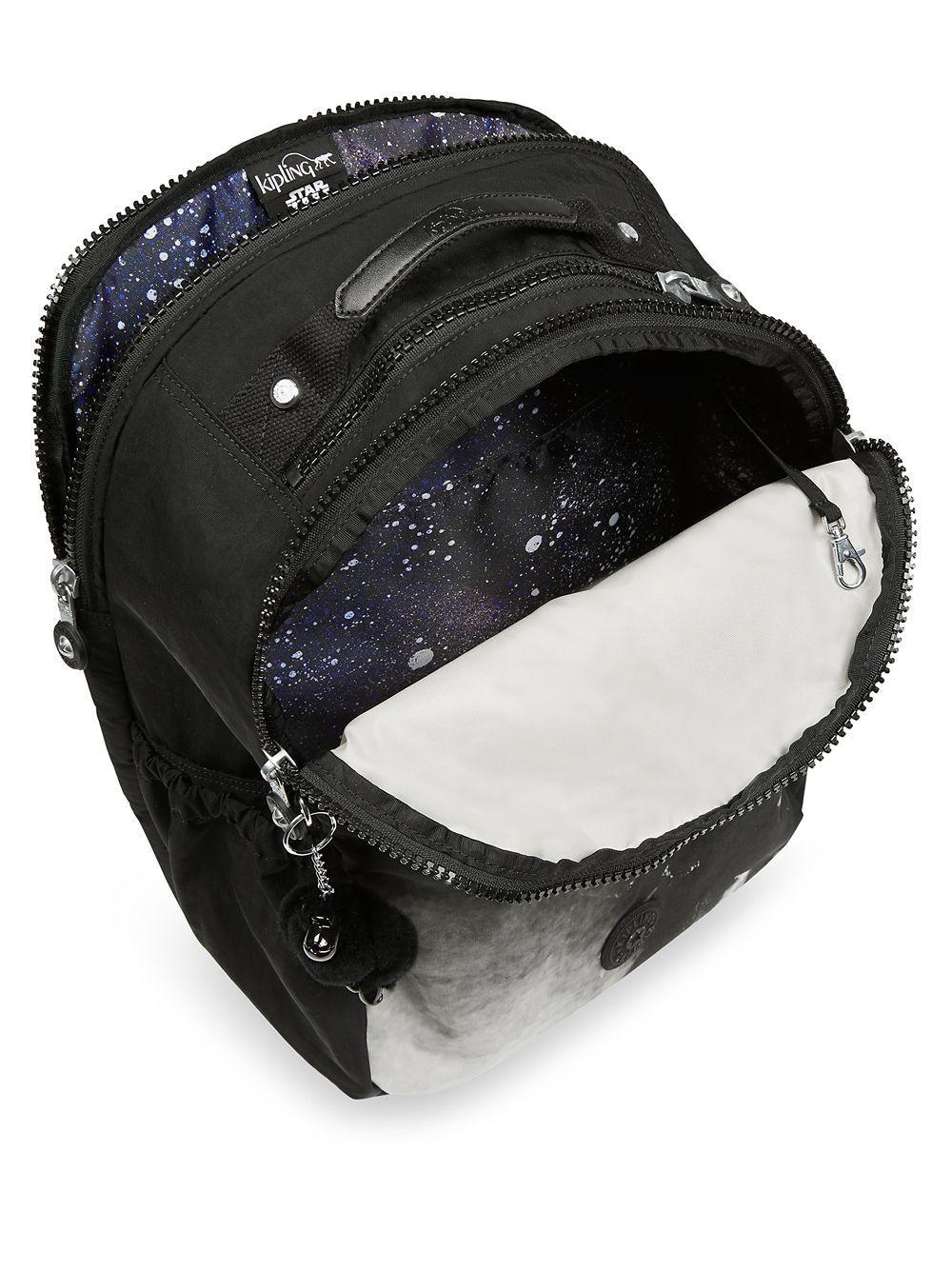 4388ffa6f Kipling Star Wars Seoul Extra Large Laptop Backpack in Black - Lyst