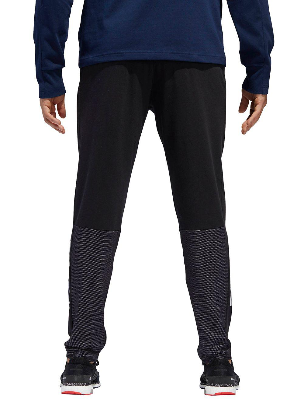 finest selection 842a1 17f95 Adidas Sport 2 Street Lifestyle Pants in Black for Men - Lyst