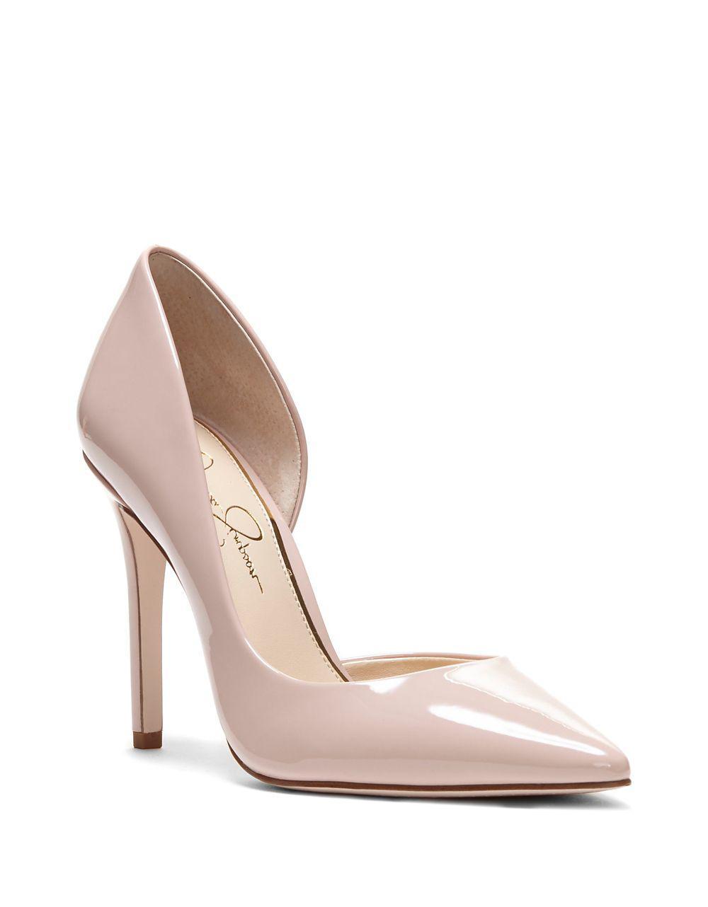 Jessica Simpson Pheona Pointed Toe Pump (Women's) UM3wH