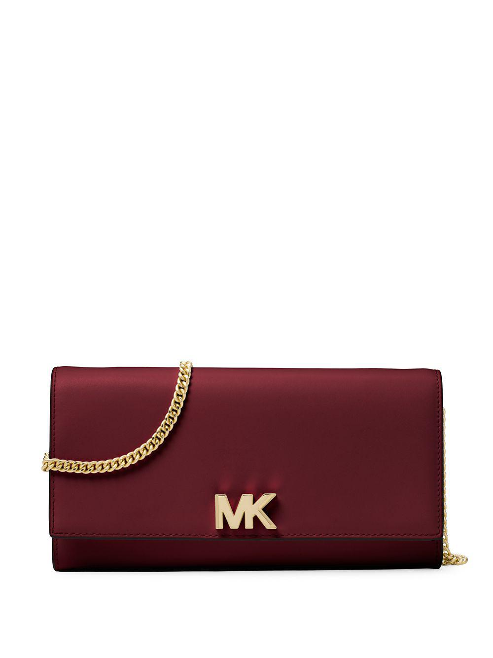 3b9f293f4cec MICHAEL Michael Kors. Women s Large Leather Logo Crossbody Bag