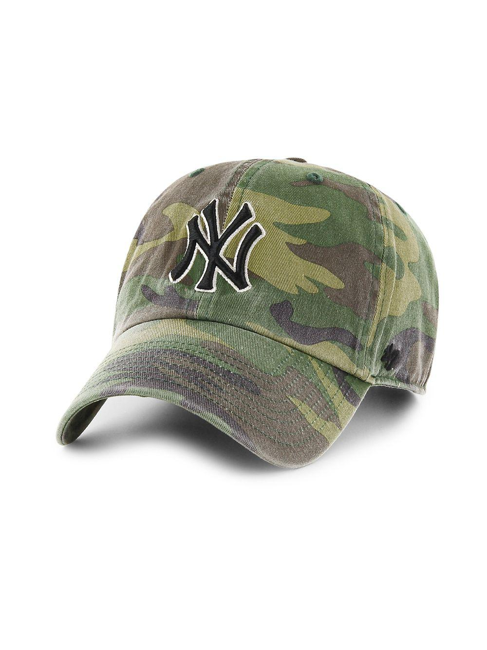 9af1980e05c Lyst - 47 Brand Clean Up Camouflage Cotton Baseball Cap in Green for Men
