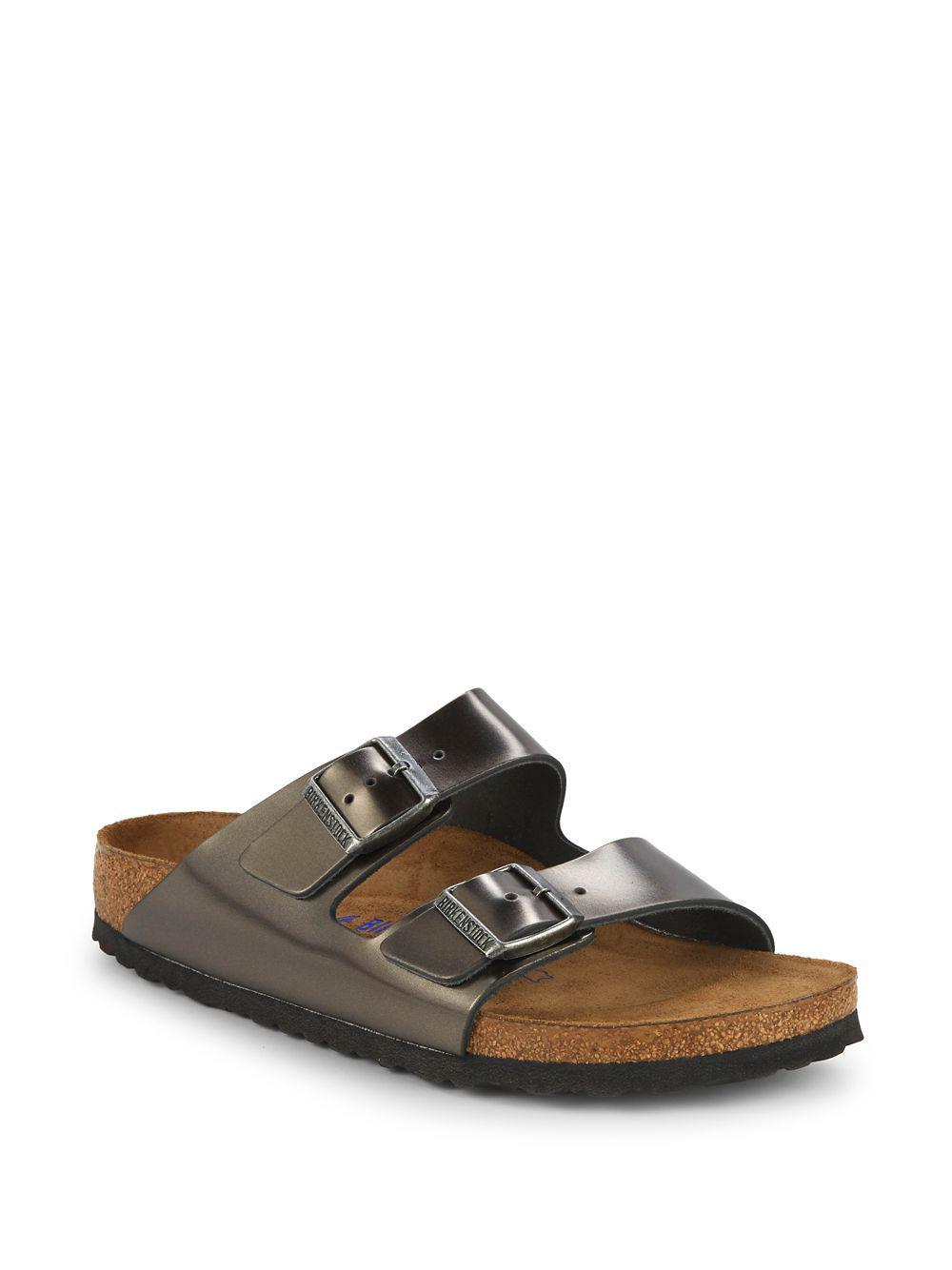370b4c810a9b Lyst - Birkenstock Arizona Mules   Casual Shoes in Gray