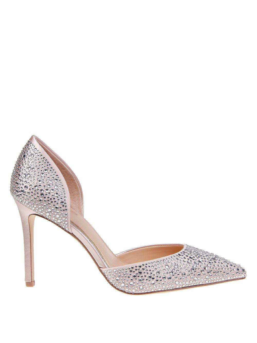 Badgley Mischka Women's Alexandra D'Orsay Pump