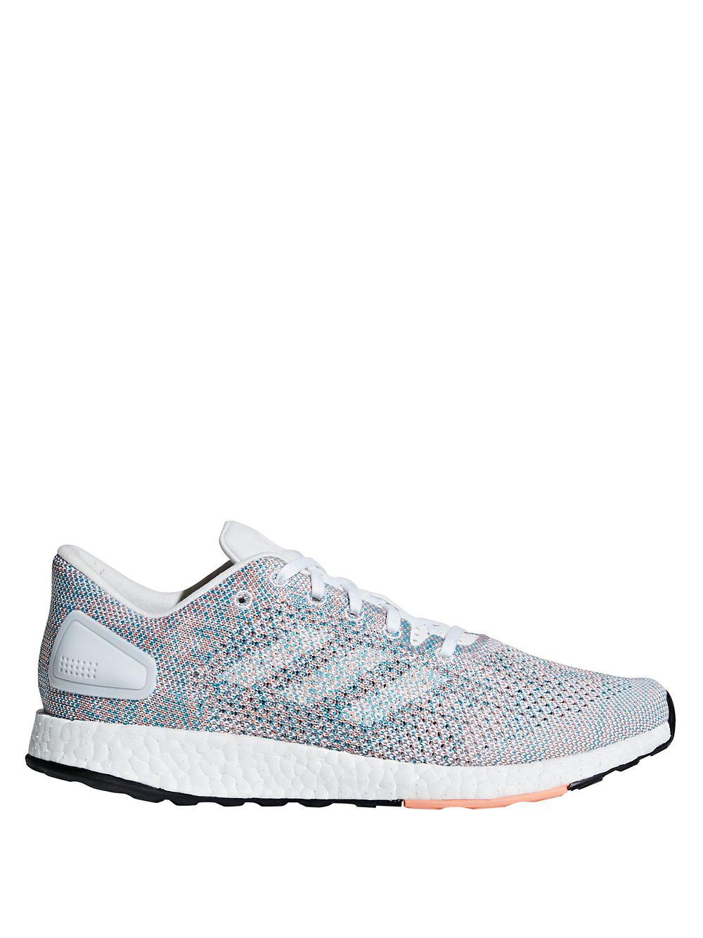 0aca58057 Lyst - Adidas Pureboost Dpr Shoes in White