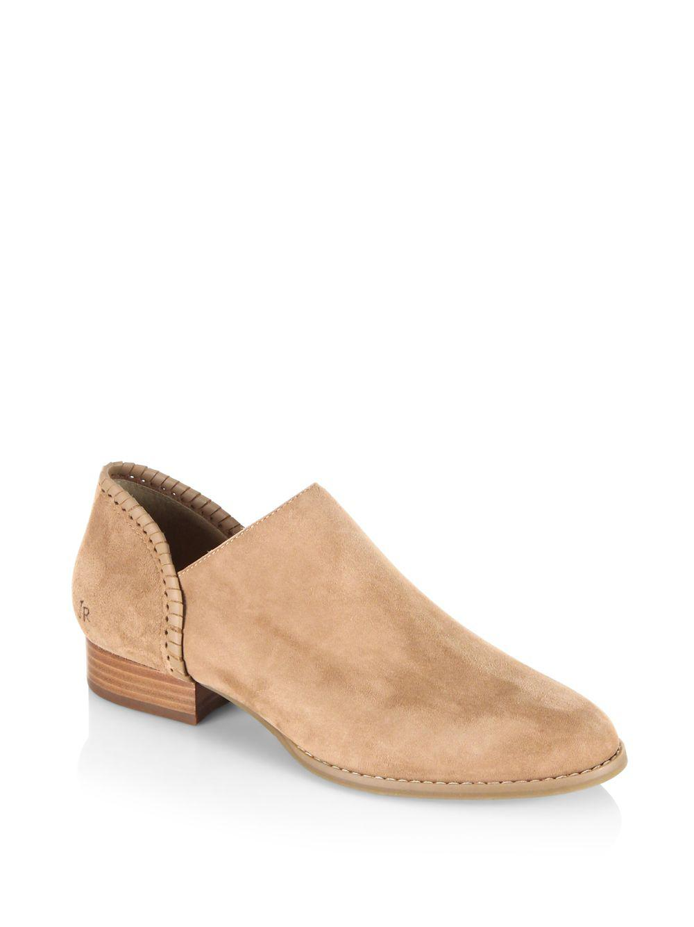 Jack Rogers Avery Leather & Suede Oxfords