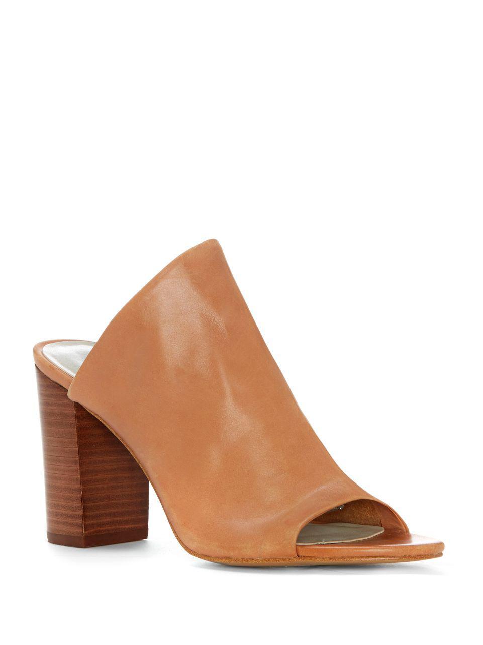 1.State Amble Block Heel Sandal