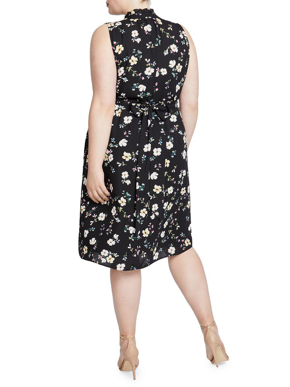 e9ef3ba6977 Lyst - Rachel Rachel Roy Brit Dress in Black - Save 40.84507042253521%