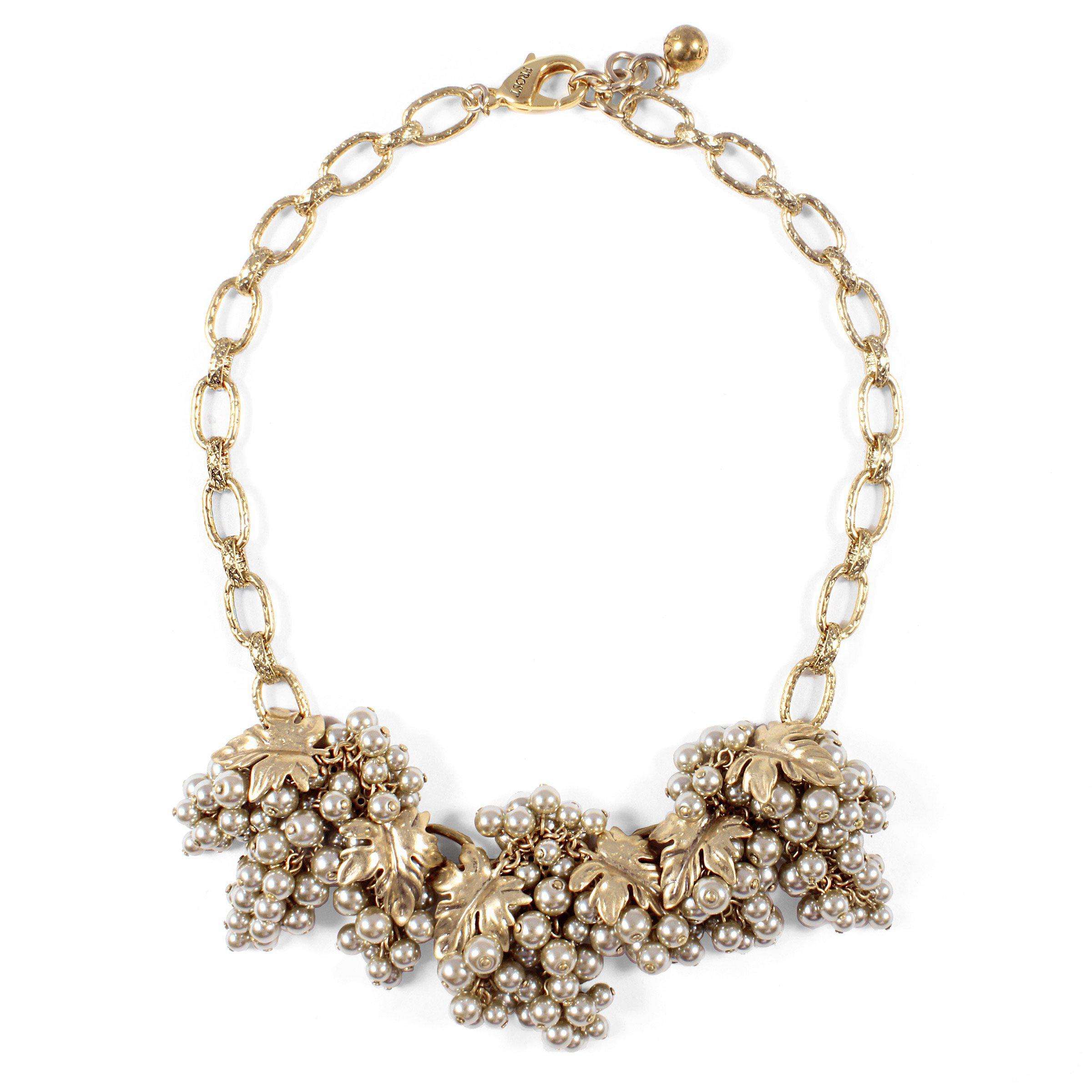 Matira Statement Gold-Plated Brass Necklace Lulu Frost mFnhp9SV
