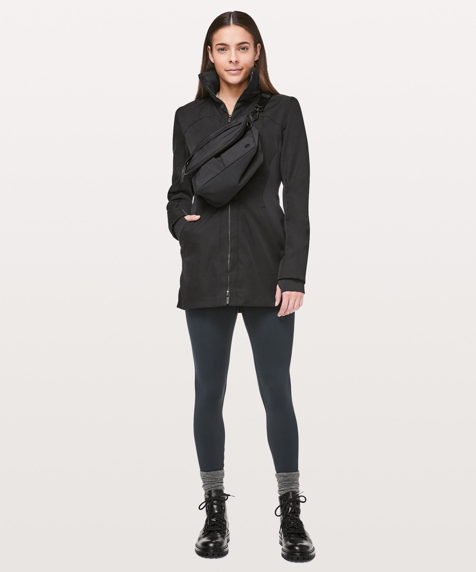 f51d04e60a Lyst - lululemon athletica Like A Glove Jacket in Black