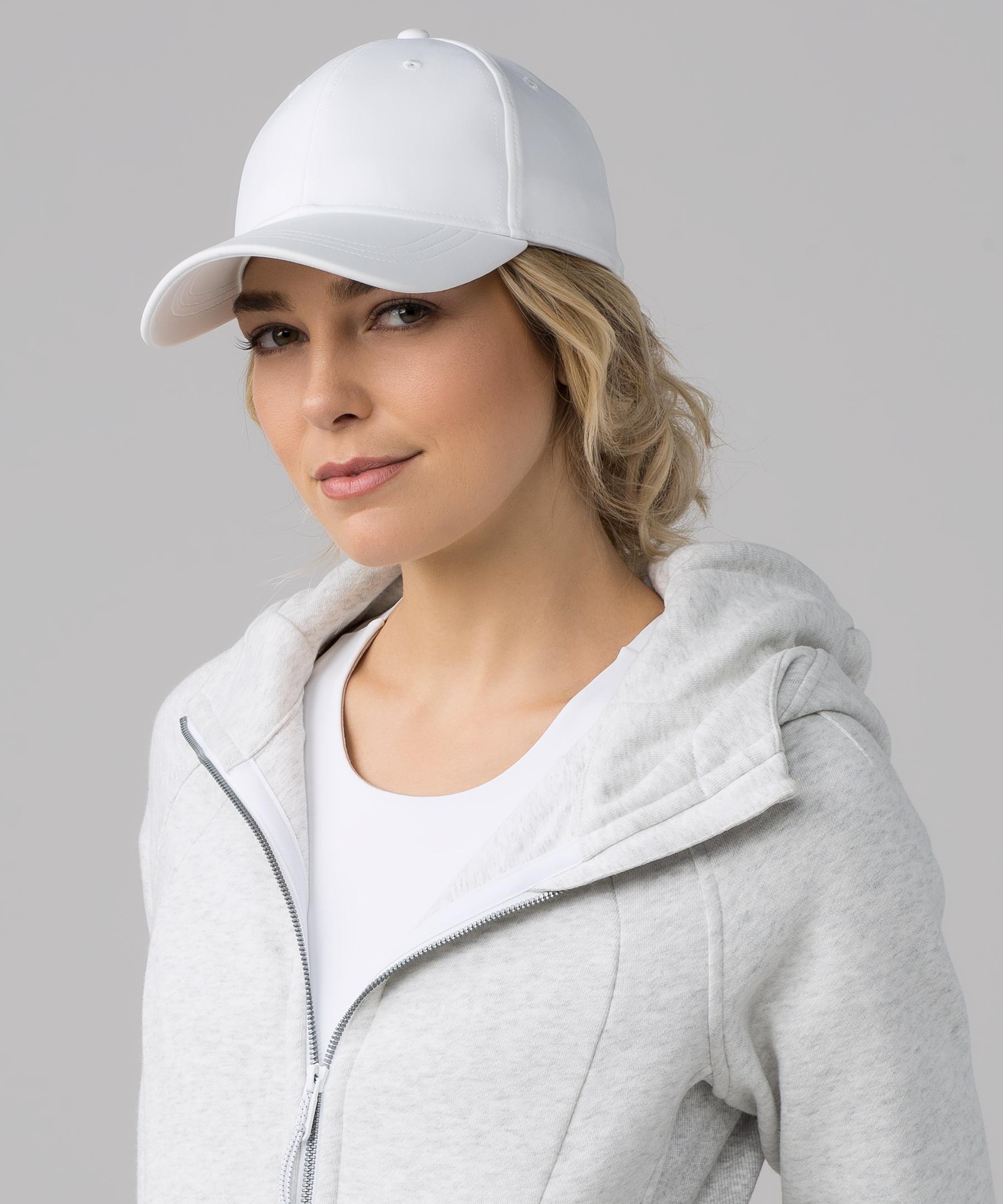 00578670bc5 Lyst - Lululemon Athletica Baller Hat in White