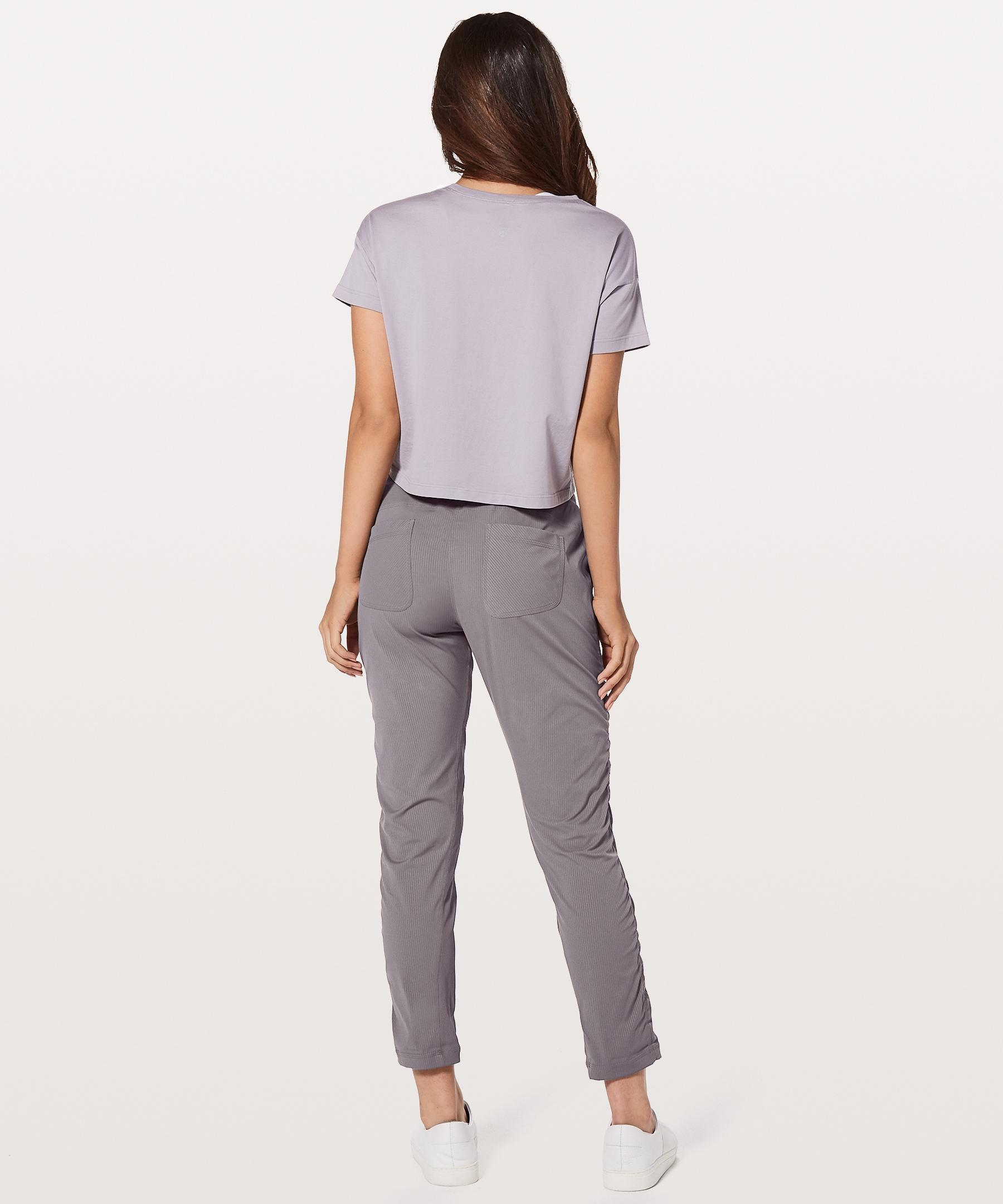 b57f34e03e6 Lyst - lululemon athletica Street To Studio Pant Ii  unlined Online ...