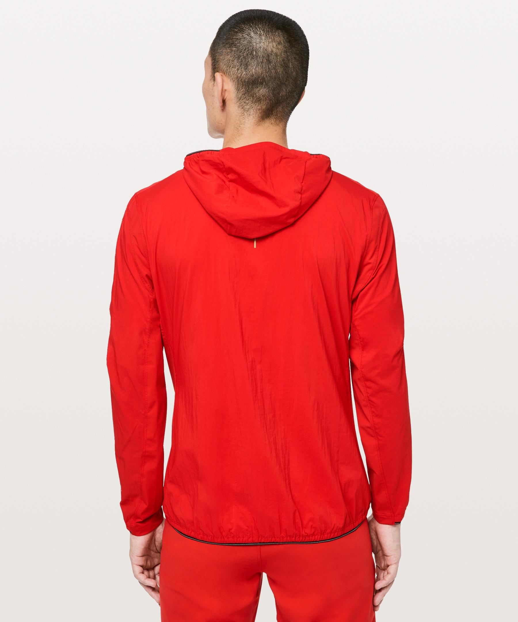 bbebfc246 lululemon athletica Lost In The Hustle Anorak  lunar New Year in Red ...
