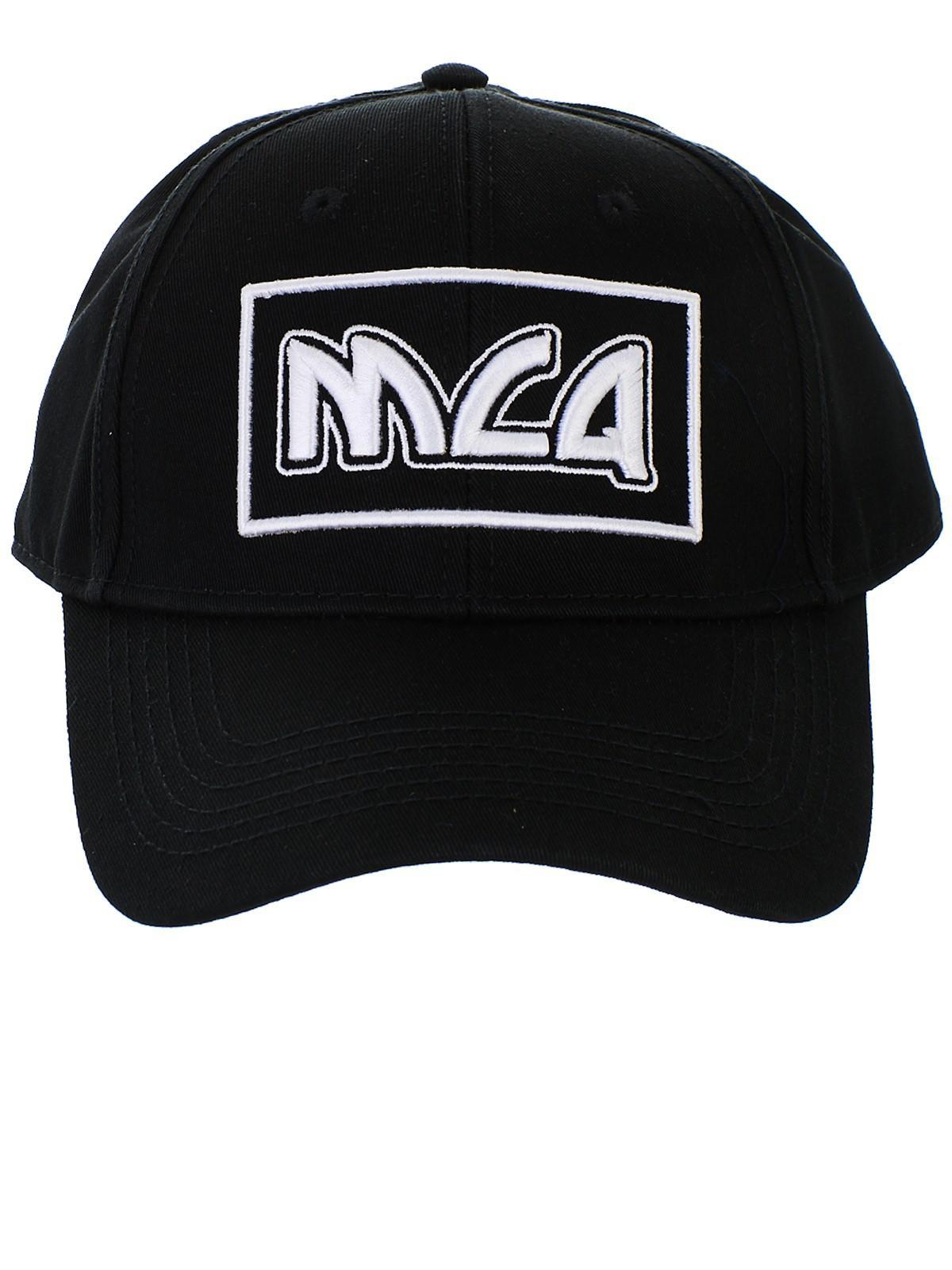 McQ Alexander McQueen - Black Metal Baseball Cap for Men - Lyst. View  fullscreen 842f6c55128c