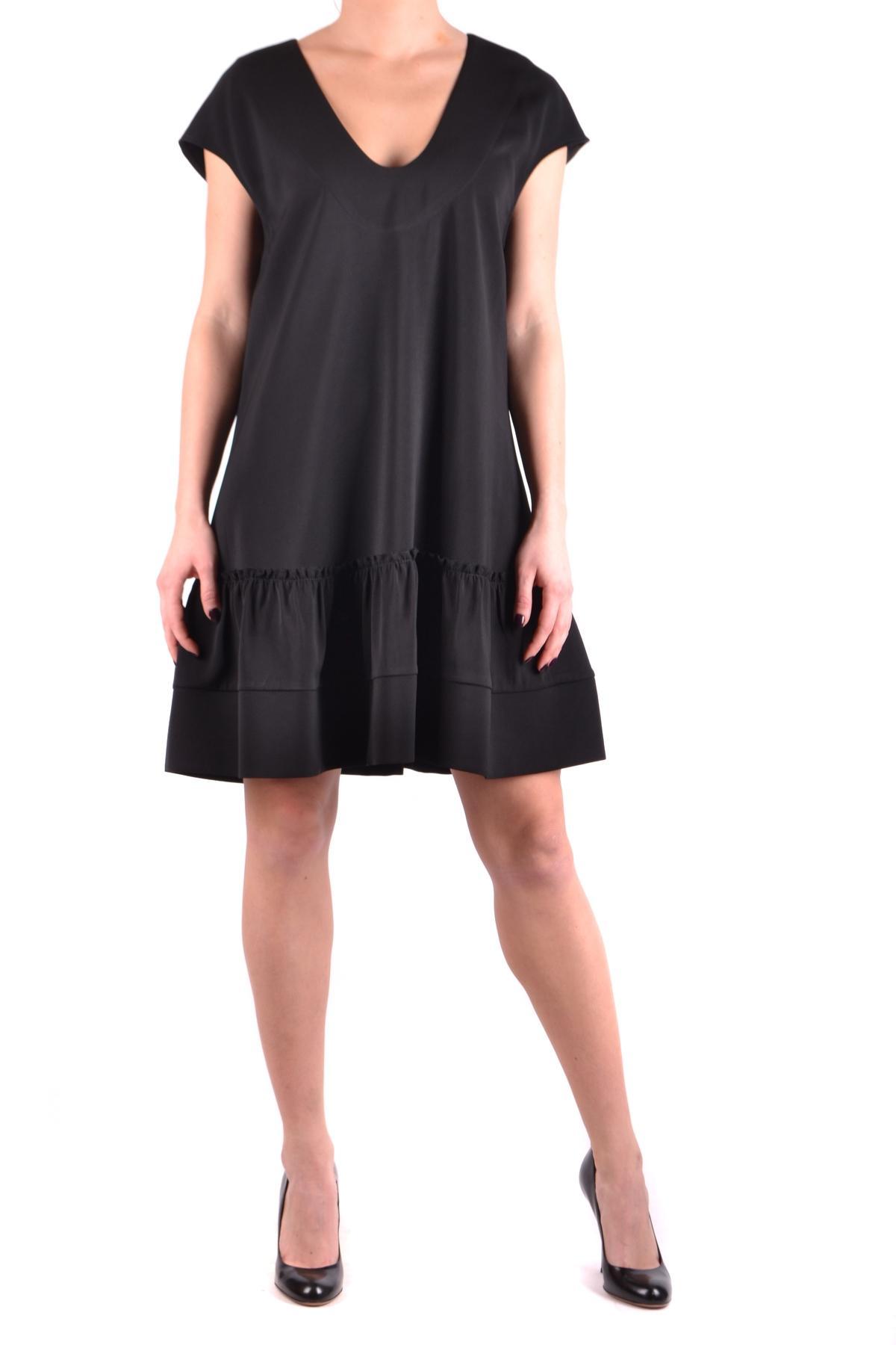 half off 84f47 eb953 Twin Set Twin-set Simona Barbieri Dress in Black - Lyst