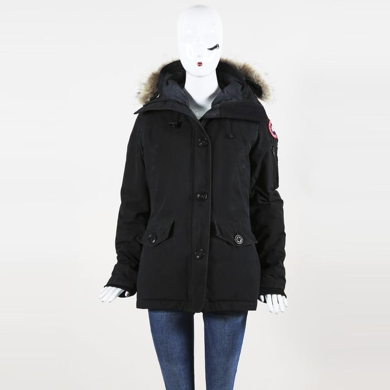 040ade2dccb Lyst - Canada Goose Fur