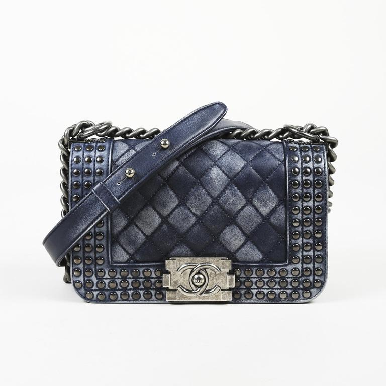 e178d9ff62 Lyst - Chanel Quilted Leather