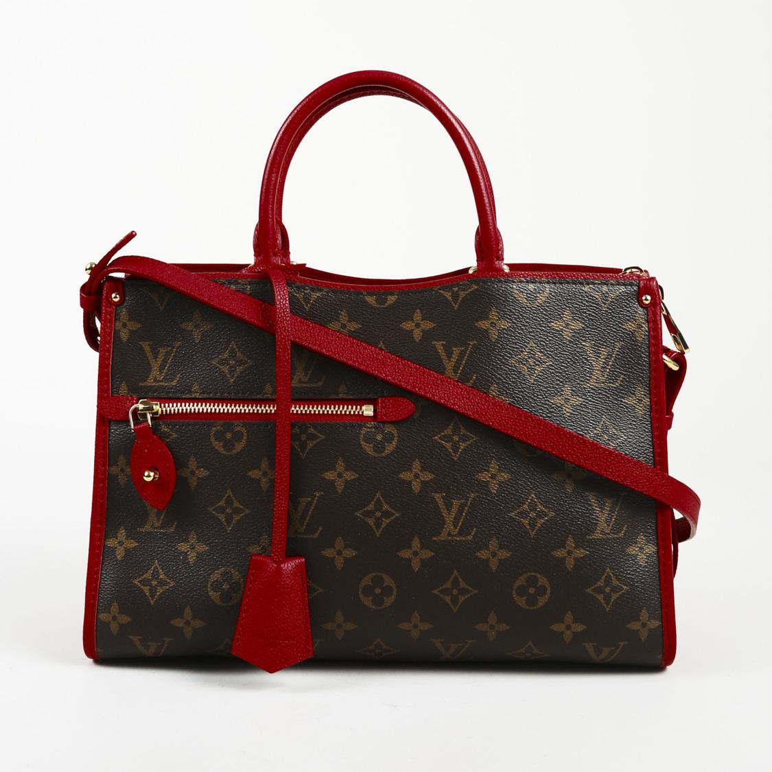 8a01eb3547b8 Lyst - Louis Vuitton Monogram Coated Canvas