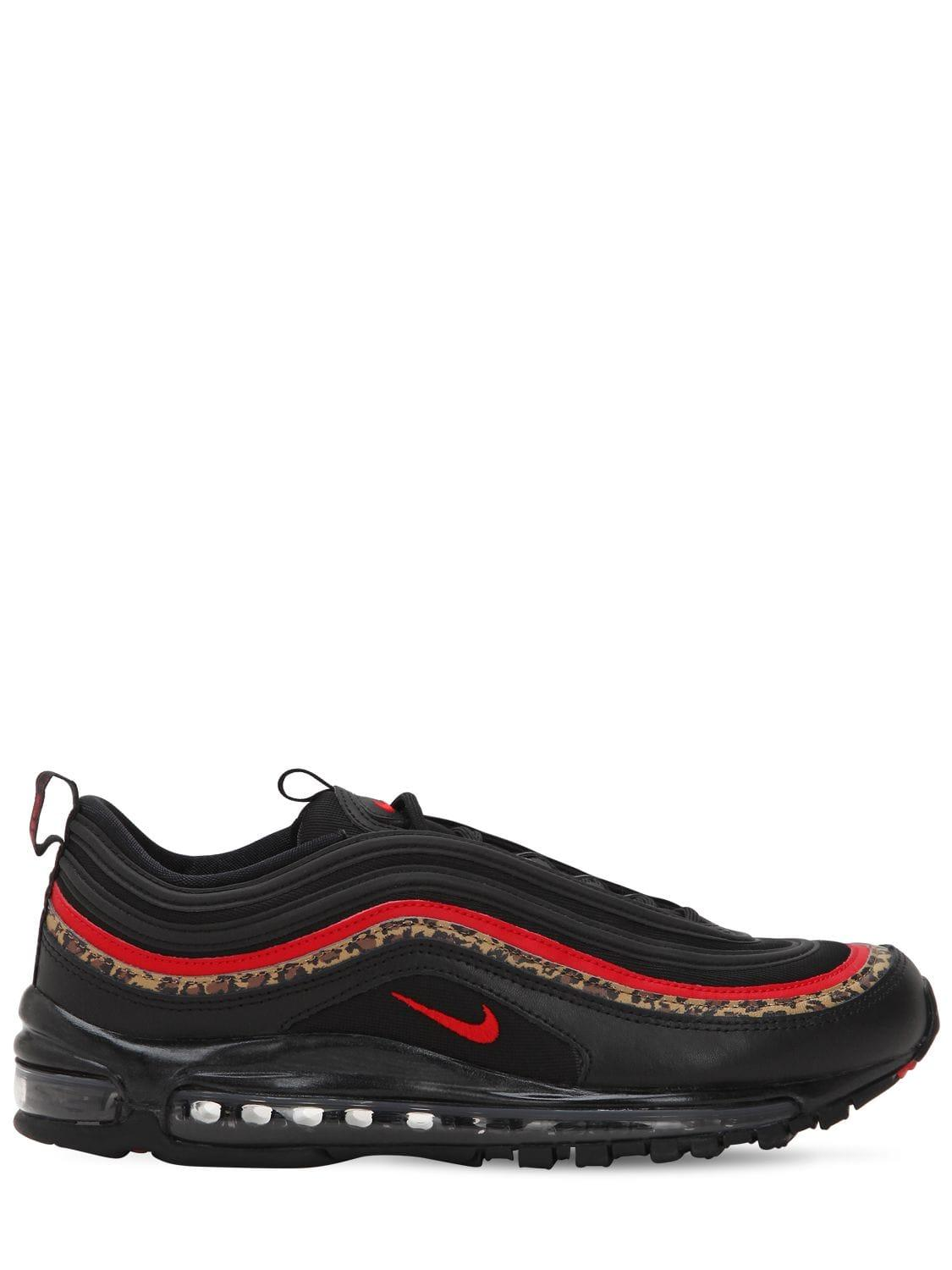 Lyst - Nike Air Max 97 Ap Sneakers in Black 4fe6b094d73