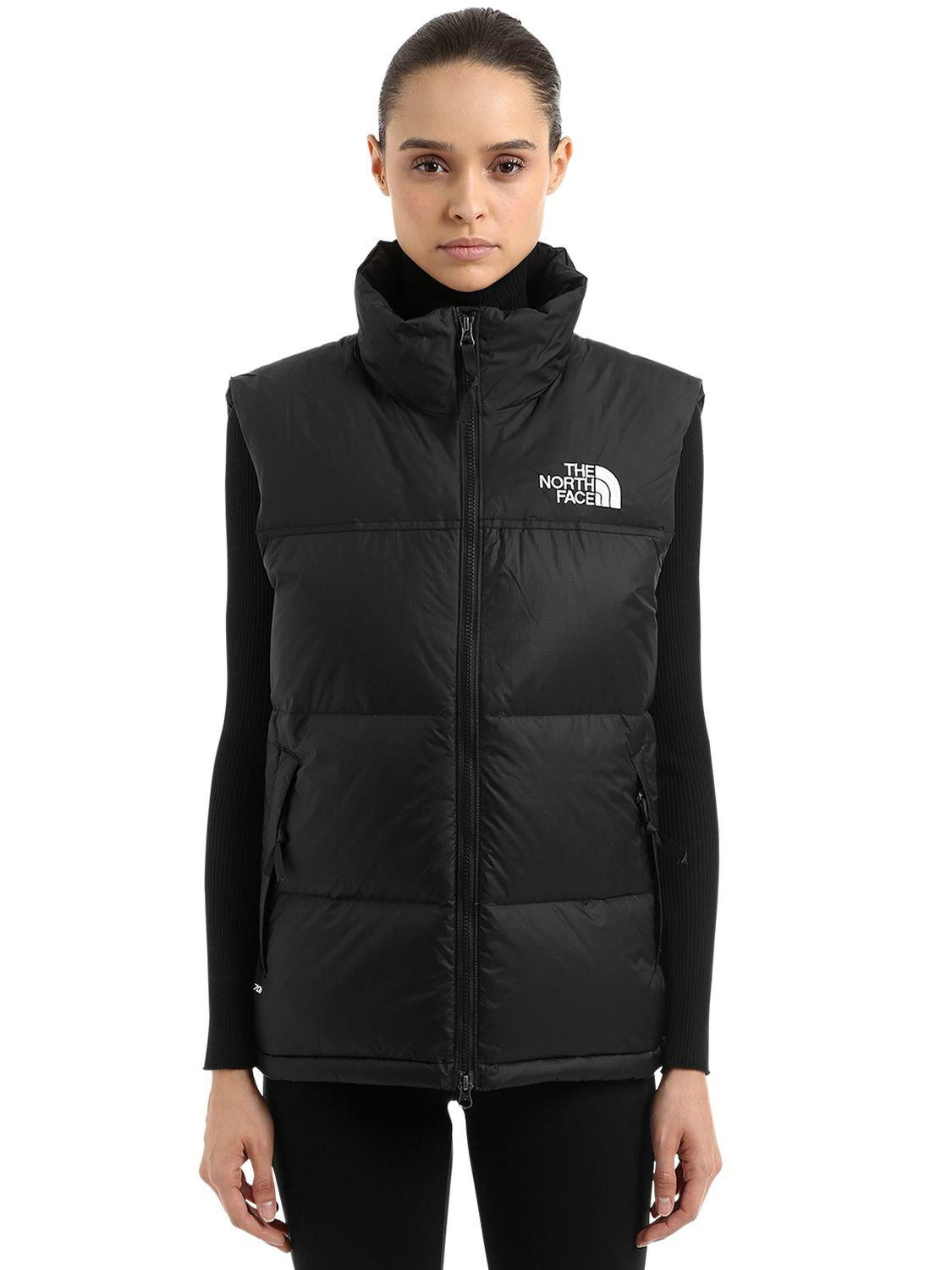 The North Face 1996 Retro Nuptse Down Vest in Black - Save 20% - Lyst 3296aeabb
