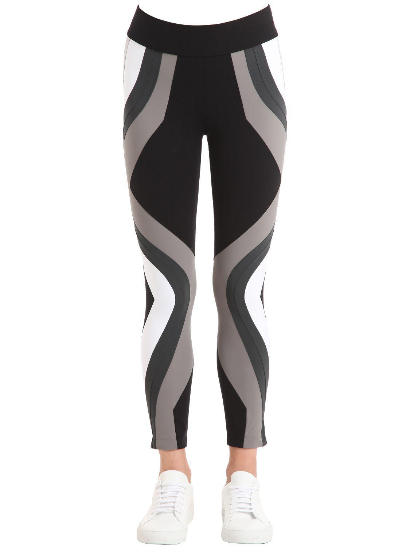 Kimi 7/8 Leggings En Microfibre Actif - Pantalon - Leggings Sans Ka'oi r9sQ07IiiP