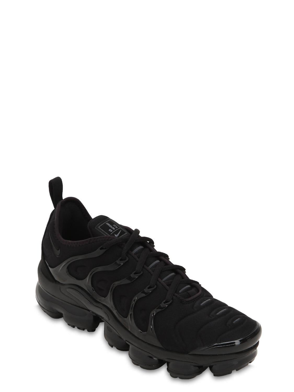 760f4a93b0991 Nike - Black Air Vapormax Plus Sneakers for Men - Lyst. View fullscreen