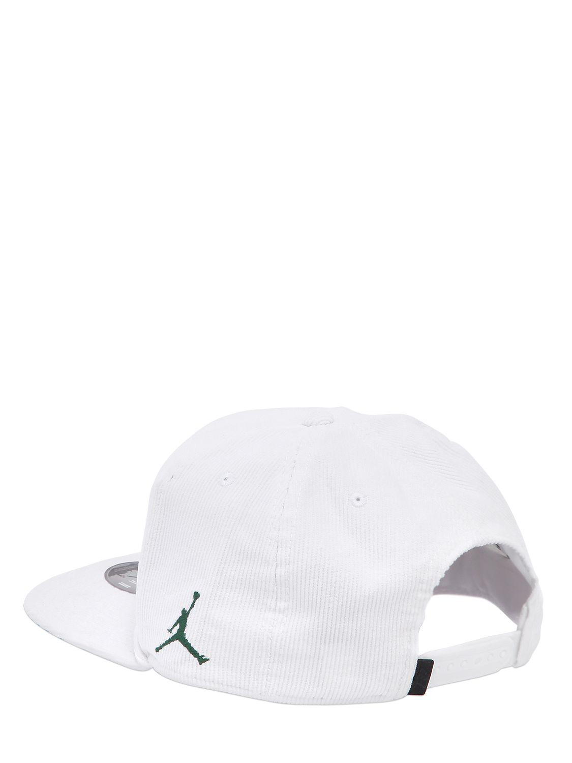 Lyst - Nike Jordan X Gatorade Pro Like Mike Hat in White for Men 39ab5165579