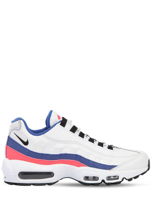 Nike Air Max 95 Azul Essential Zapatillas En Color Azul 95 Para Hombres Lyst ed658e
