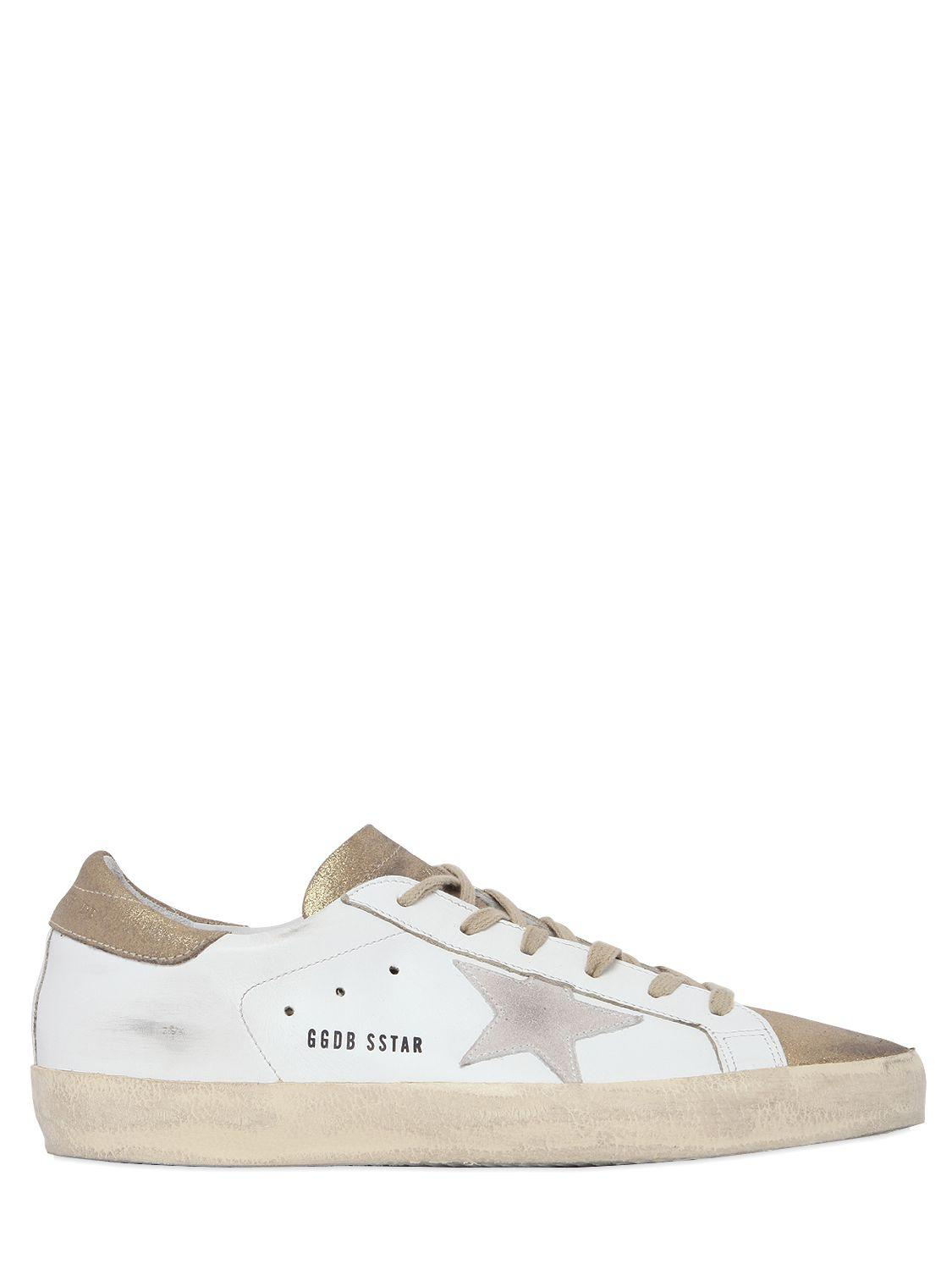 Sale - Superstar Leather Velcro Trainers - Golden Goose Deluxe Brand Golden Goose Cost Online Fashionable For Sale 2018 Unisex Outlet Store Online umgWt