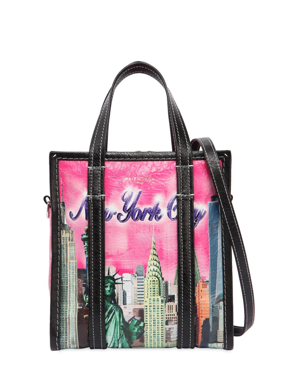 Balenciaga Petit sac à main New York Bazar zLAkbq