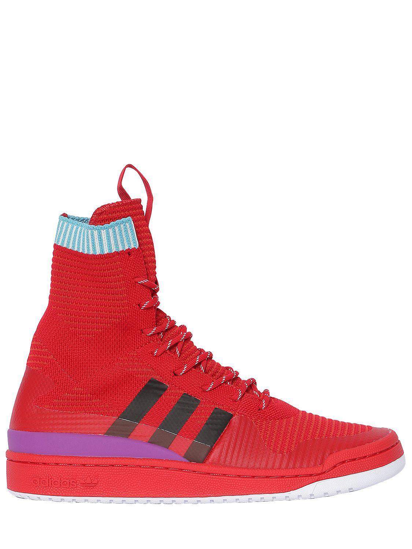 adidas FORUM ADVENTURE HIGH TOP SNEAKERS 2YF8I