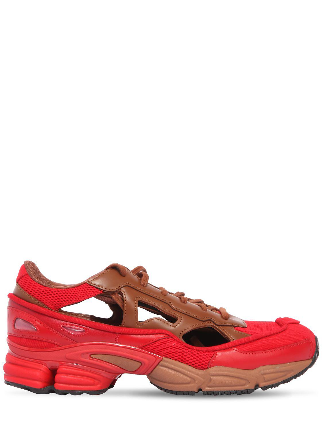 8823127317a3 Lyst - adidas By Raf Simons Rs Replicant Ozweego Sneakers   Socks in ...
