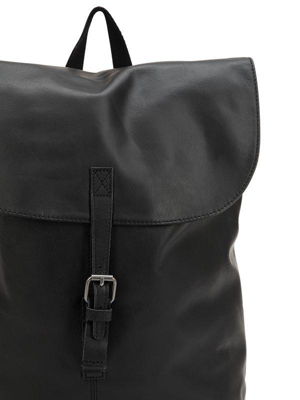 d76a0a5cb73 Lyst - Eastpak 17l Ciera Leather Backpack in Black