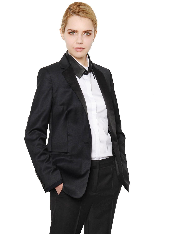 Karl Lagerfeld Tuxedo Jacket