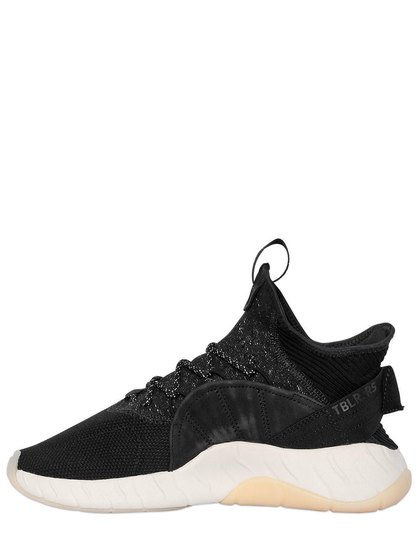 Giuseppe Zanotti Black Tubular Rise Sneakers Xdu39