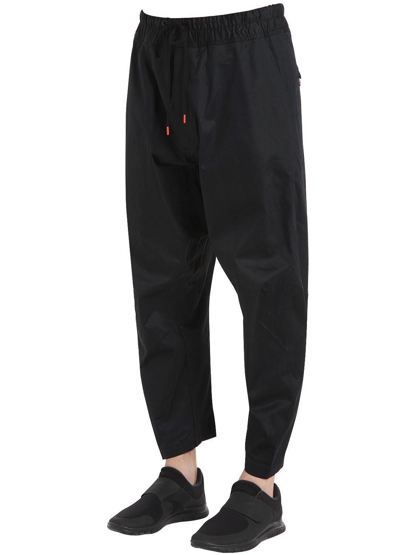 Lyst Nike Nikelab Acg Woven Pants In Black For Men