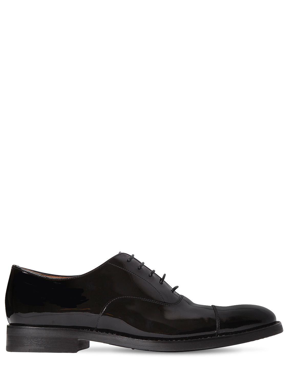 20mm Chaussures Oxford Consul Verni En Church's Cuir Pour Lyst vYqFPpq