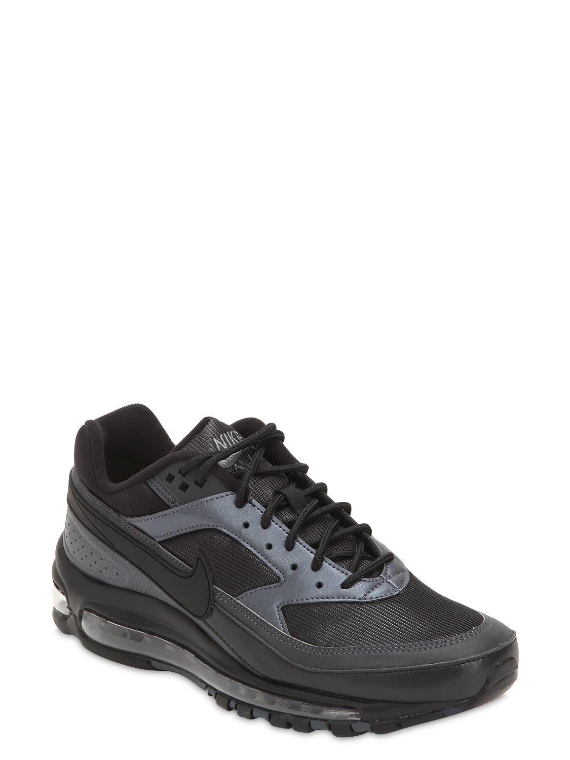 ef854f4e9533 Lyst - Nike Air Max 97 bw Sneakers in Black for Men