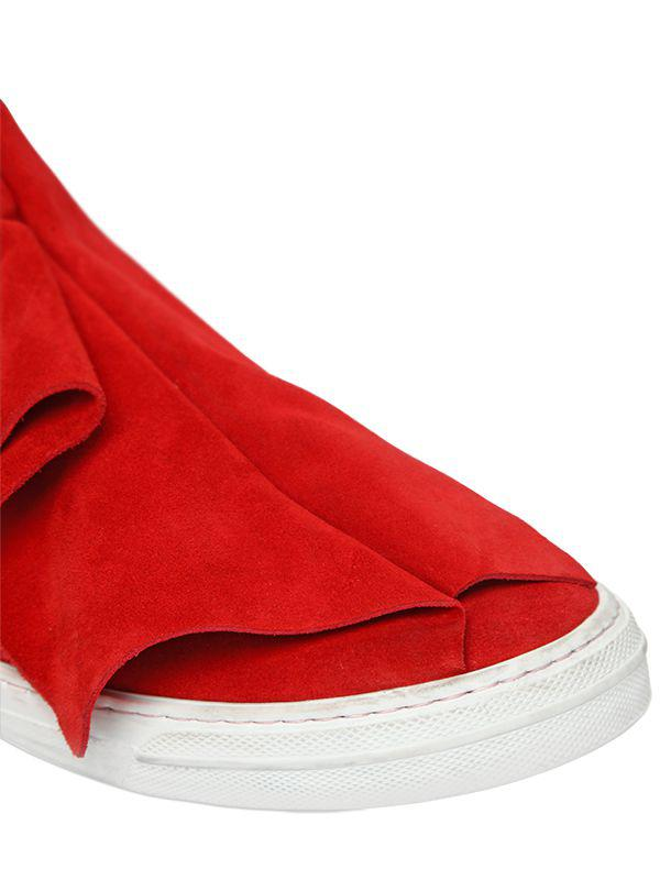 Ports 1961 Chaussures De Sport Couches - Rouge CzcnBf