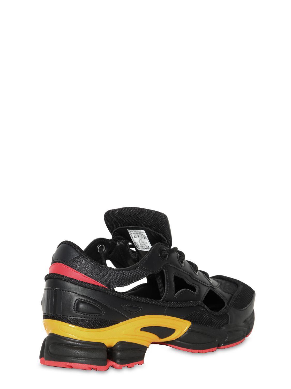 wholesale dealer 6b8da b2d47 Adidas By Raf Simons - Black Sneakers
