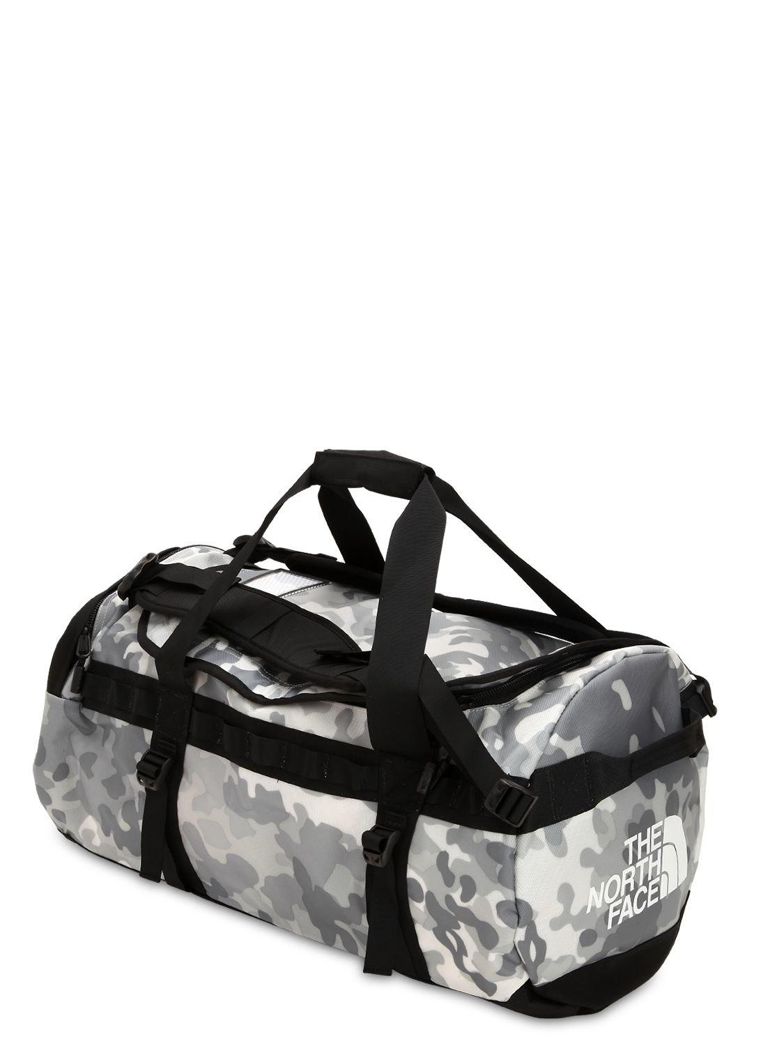 The North Face 71 L Base Camp Duffel Bag in Black for Men - Lyst 9c58176f54d57