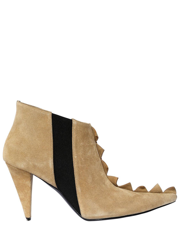 Loewe Zig Zag ankle boots 7wlKs